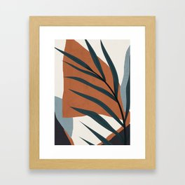 Abstract Art 35 Framed Art Print