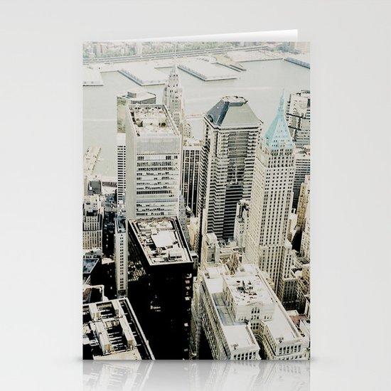 NEW YORK 1 Stationery Cards