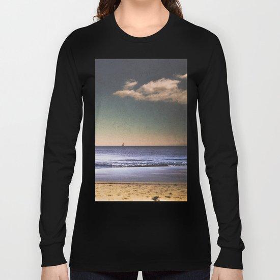 Wind in my beard Long Sleeve T-shirt