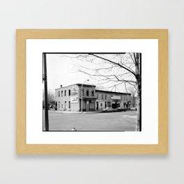 1401 Laurens Street, Baltimore Framed Art Print