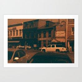 Parlor  Art Print