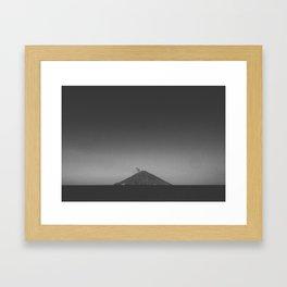 Stromboli Volcano Framed Art Print