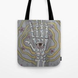 the creative eye Tote Bag