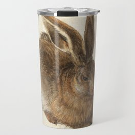 Young Hare Travel Mug