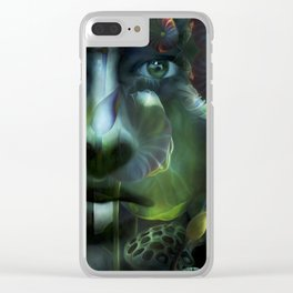 Inside Passage Clear iPhone Case