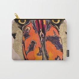 shoebill Carry-All Pouch