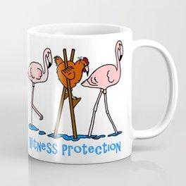 Witness Protection Coffee Mug