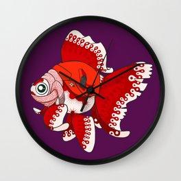 Goldfish Mary Morstan Wall Clock