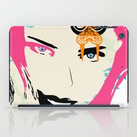 punk iPad Cases featuring punk by Ezgi Kaya