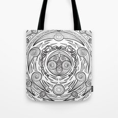 Pancuecuetlacayan level from the mexican underworld Tote Bag
