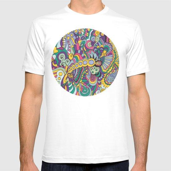 Laissez les bons temps rouler T-shirt