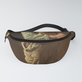 Thomas Waterman Wood - Now for a Good Smoke Fanny Pack