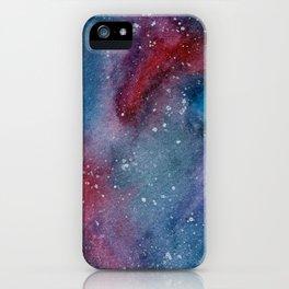 Galaxy 2 iPhone Case