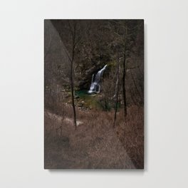 Slap Virje View From Above Metal Print