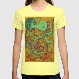 Kundalini Rising T-shirt