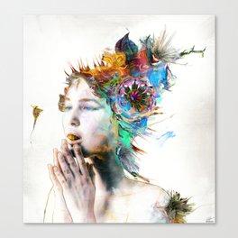 Gratitude Flow Canvas Print
