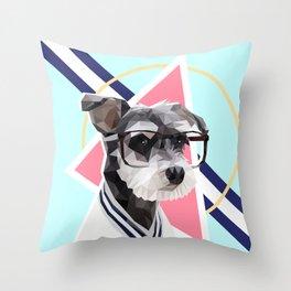 Keepin' it Casual Throw Pillow