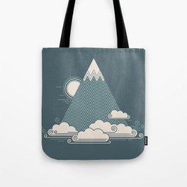 Cloud Mountain Tote Bag
