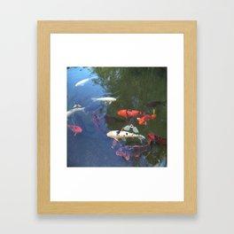 The Fishes Framed Art Print