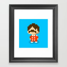The Bitles - George Framed Art Print