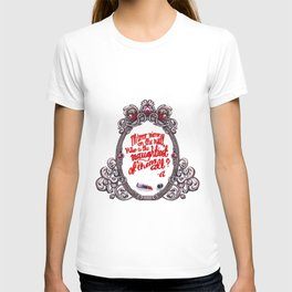 Who is the naughtiest of them all? T-shirt