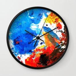 An Imaginary Sight Wall Clock