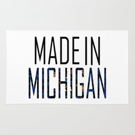 Made In Michigan Rug
