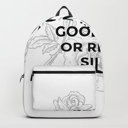 Ein gutes Wort Backpack
