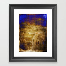 another wall Framed Art Print