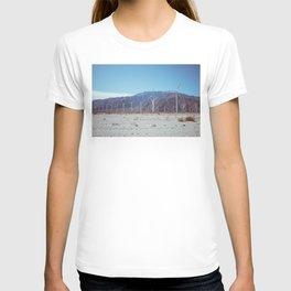 Palm Springs Windmills VII T-shirt