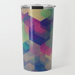 CUBEN Dark Shambles Travel Mug