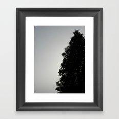 Hazy Morning Framed Art Print