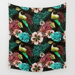 Lithium tropics Wall Tapestry