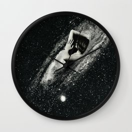 The black hole Wall Clock