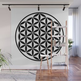 Pure Energy The Flower of Life Wall Mural
