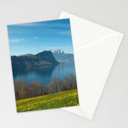 Swiss Scene Stationery Cards