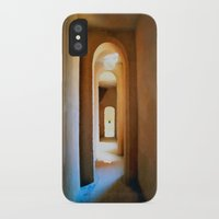 spanish iPhone & iPod Cases featuring Spanish Arches by Josephine Benevento-Johnston