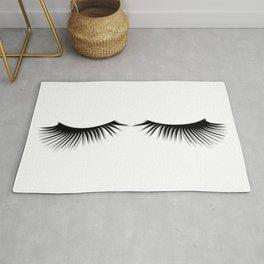 Eyelashes Rug
