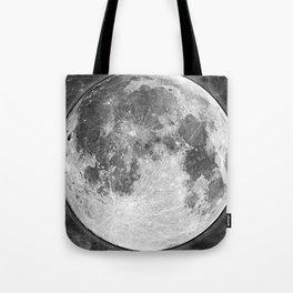 1901 Lunar Expedition Poster Tote Bag