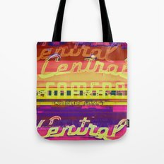 Central Camera, Chicago | Project L0̷SS   Tote Bag