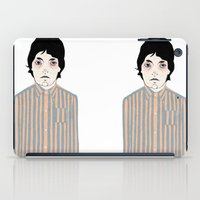 stripes iPad Cases featuring Stripes by Le Butthead