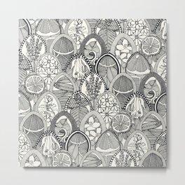 aromatherapy mono Metal Print