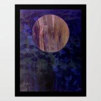 Gingko Art Print