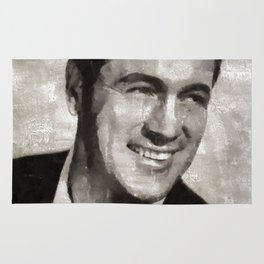Rock Hudson by MB Rug
