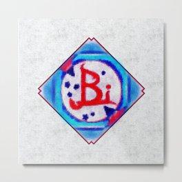 JBI - 35 Metal Print