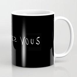 Restez chez vous 02 Coffee Mug
