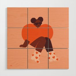 Self Love Wood Wall Art