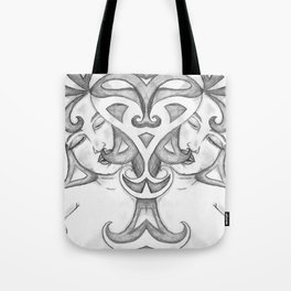 Kissable Nip Tote Bag