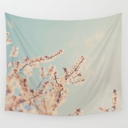 spring is in bloom ...  Wall Tapestry