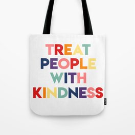 tpwk rainbow Tote Bag